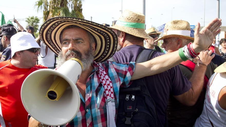 Una firma sueca retira una camiseta sobre Sánchez Gordillo y pide disculpas