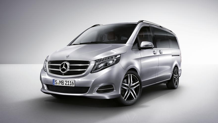 La planta de Mercedes-Benz en Vitoria aumentará un 4% su producción en 2014 gracias al nuevo Clase V