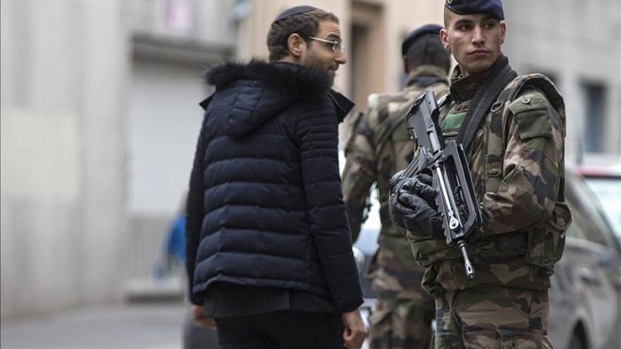 Bélgica lleva a cabo una operación policial en relación a los atentados de París