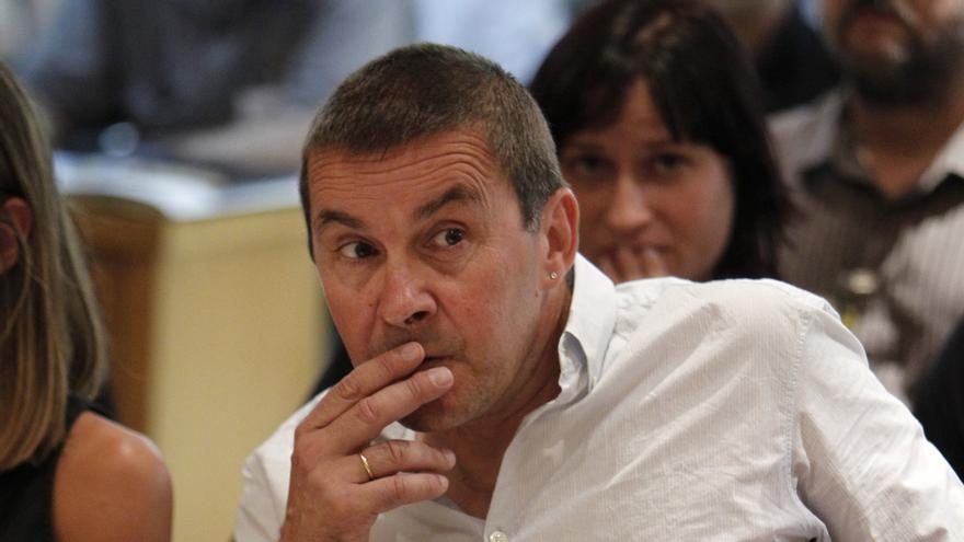 """Otegi seguirá en prisión mientras el TC estudia su condena por el """"caso Bateragune"""""""