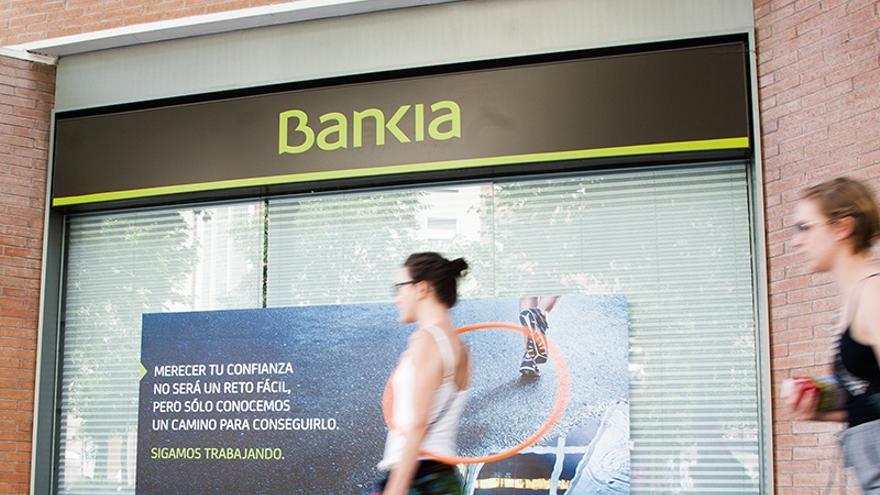 Bankia promete de nuevo fiabilidad al ciudadano