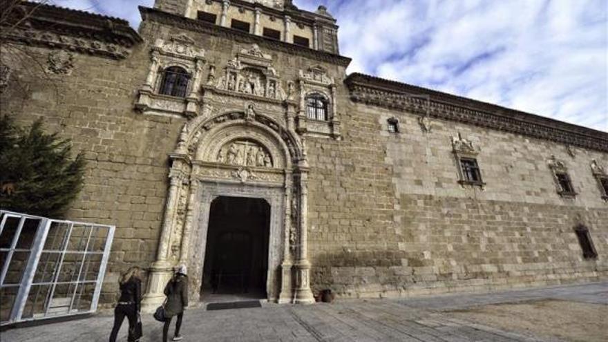 Museo de Santa Cruz en Toledo / EFE