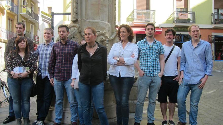 """Barkos (Geroa Bai) llama a la juventud a """"ser un agente de cambio en Navarra"""""""