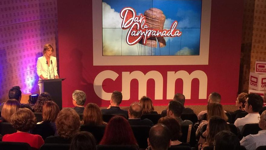 Presentación nueva programación CMM