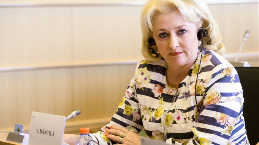 Viorica Dancila, nueva primera ministra de Rumanía / Parlamento Europeo