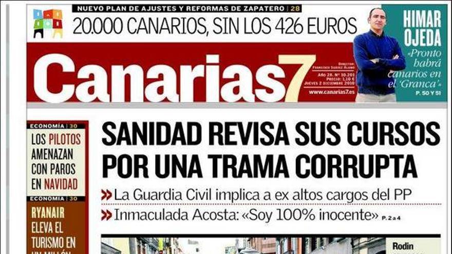 De las portadas del día (02/12/10) #2