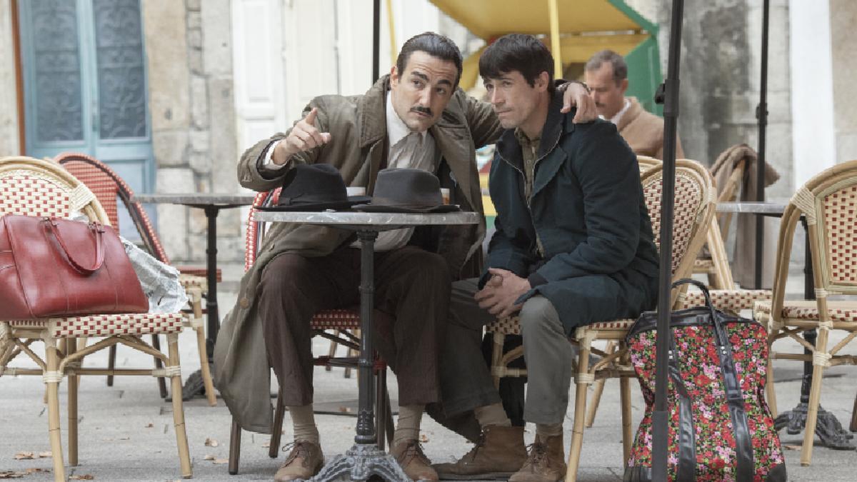 Juanjo Ballesta en 'Un hombre en acción', de Netflix