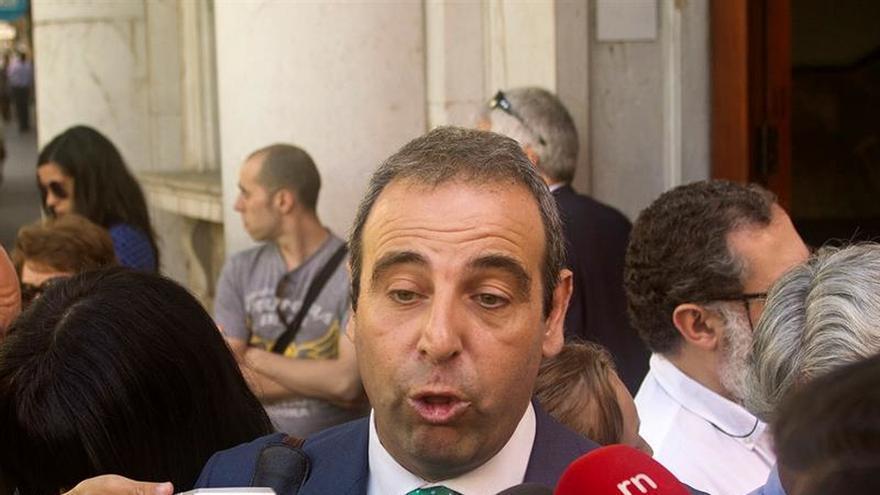 Martín Blas recurrirá la disolución de la comisión judicial del caso Nicolás