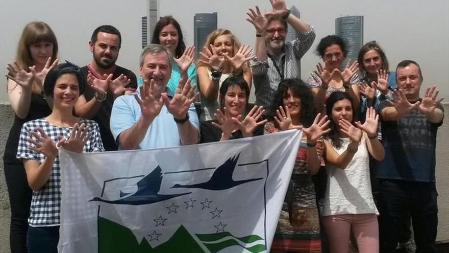 La campaña del Día Europeo de la Red Natura gana el  Premio Ciudadano Europeo