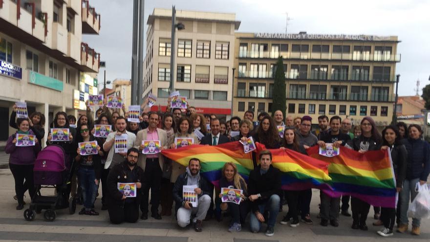 Movilización en Guadalajara con motivo del Día de la Visibilidad Lésbica / WADO