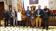 La Policía Local de València premia un reportaje sobre seguridad vial de eldiario.es