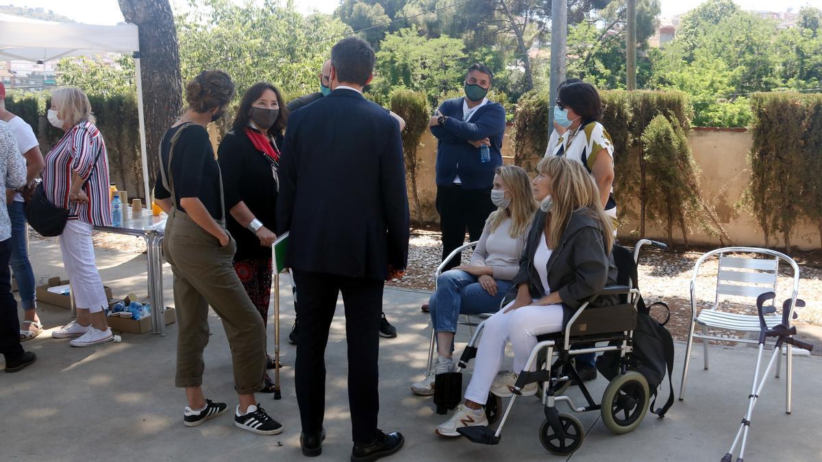 Las víctimas del 17A se han reunido en Barcelona para decidir cómo actúan después de la sentencia