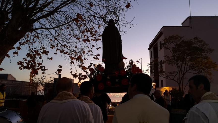 El municipio de Fuencaliente celebró el pasado viernes la festividad del Patrón de la localidad, San Antonio Abad.