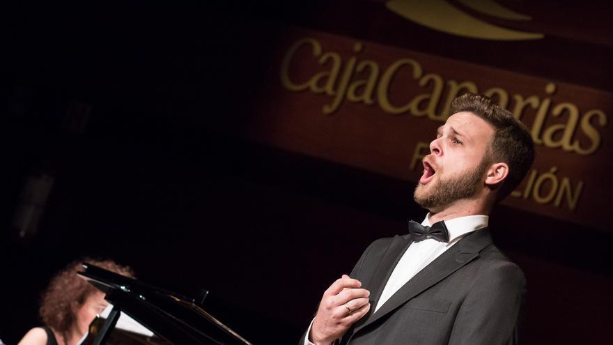 Fernando A. García-Campero, el joven distinguido en el certamen de este año