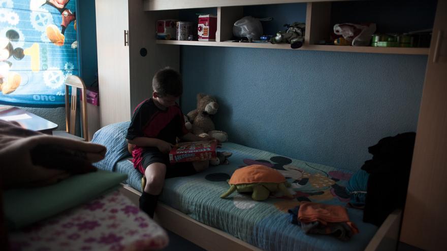 5,1 millones de personas en España son incapaces de mantener su vivienda a una temperatura adecuada en invierno. Foto: Gabriel Pecot/ Ayuda en Acción