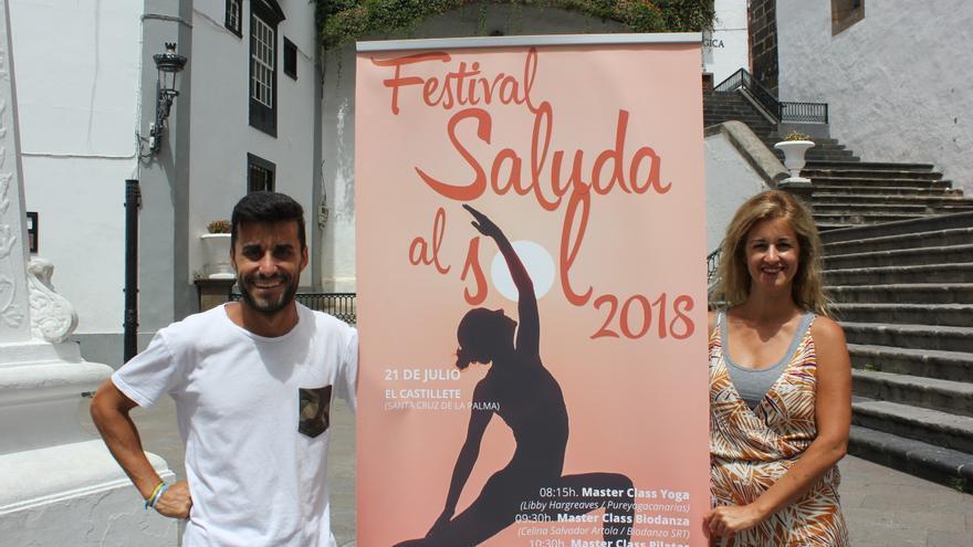 Presentación del cartel del festival.