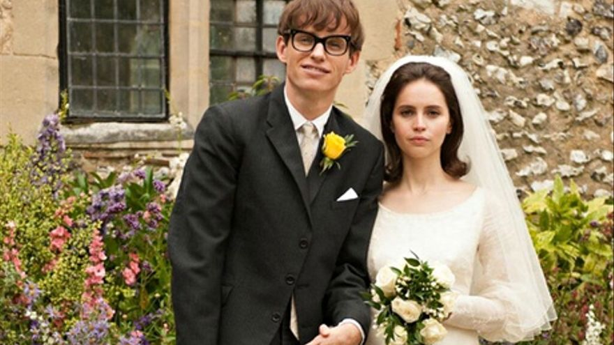 The Theory of Everything, el biopic de Stephen Hawking