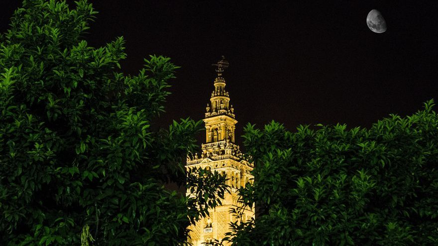 La Giralda. Foto: Enjoy the silence (Flickr)