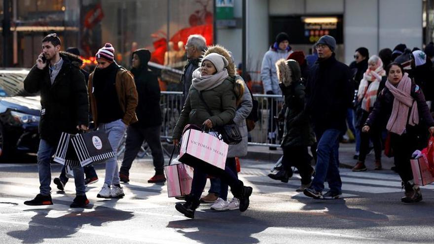 Minoristas de EE.UU. prevén ventas de 720.000 millones en temporada navideña