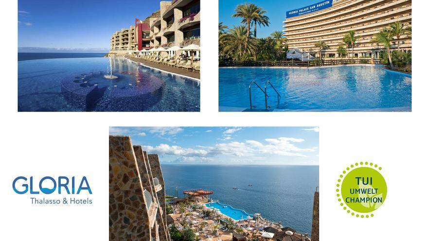 Gloria Thalasso & Hotels, premiados por su responsabilidad medioambiental.