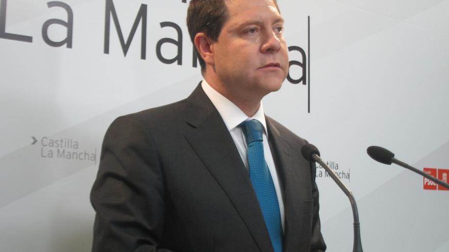 Page propone contratar 42.500 personas en Castilla-La Mancha con fondos UE y la ampliación del margen de déficit