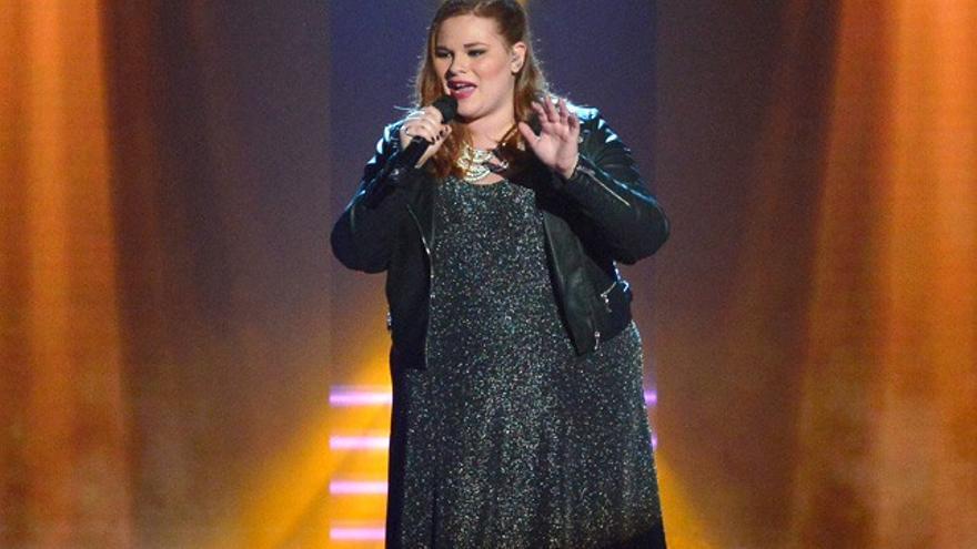 Irene Caruncho, la 'Adele española', primera mujer que gana 'La Voz' en Telecinco
