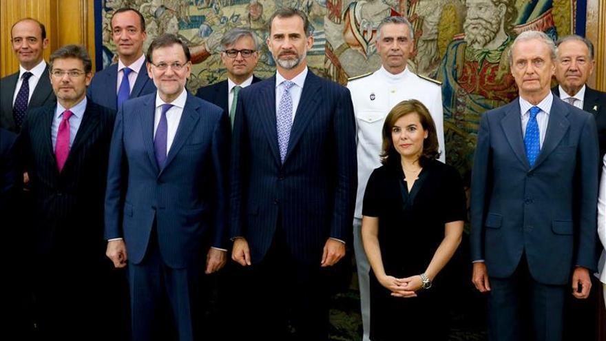 El Rey preside por segunda vez en Zarzuela el Consejo de Seguridad Nacional