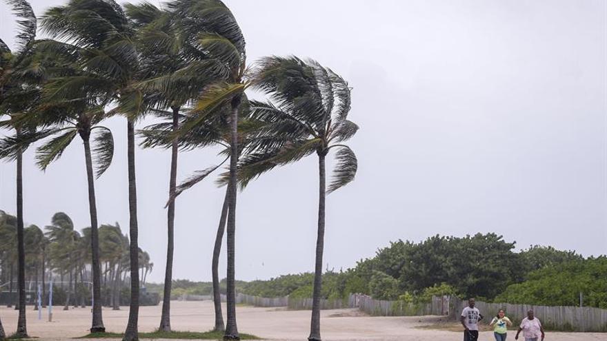 Comienza el toque de queda en Miami ante la inminente llegada de Irma a Florida