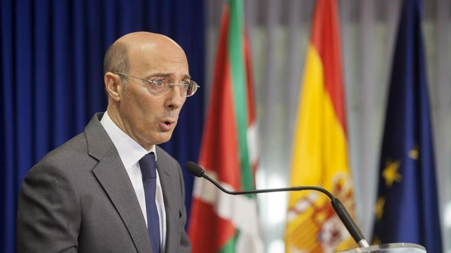 Urquijo solicita a la Fiscalía que impida los actos de homenaje a Otegi
