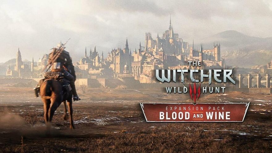 Blood & Wine The Witcher
