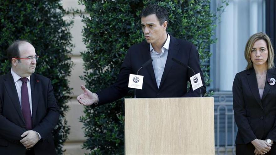 """Sánchez: """"Me gustaría convencer a Mas. Tiene una alternativa de gobierno"""""""
