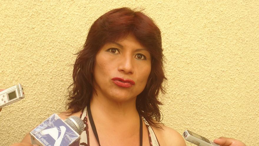 Rayza Torrani García, la principal impulsora de la Ley de identidad de género.   Imagen cedida a eldiario.es.