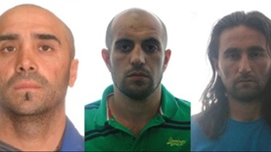 Detenidos de Al Qaeda en España
