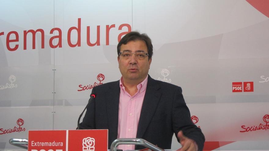 """Vara dice a Monago que """"mande"""" los documentos sobre sus viajes a Canarias al Parlamento porque es """"lo reglamentario"""""""