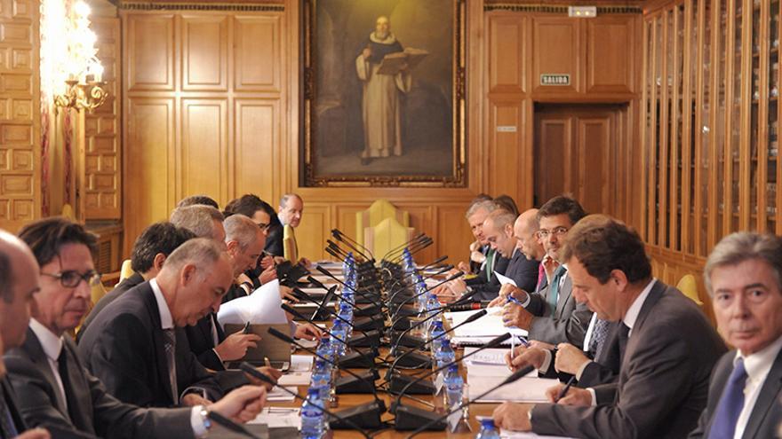 Conferencia sectorial de Justicia.