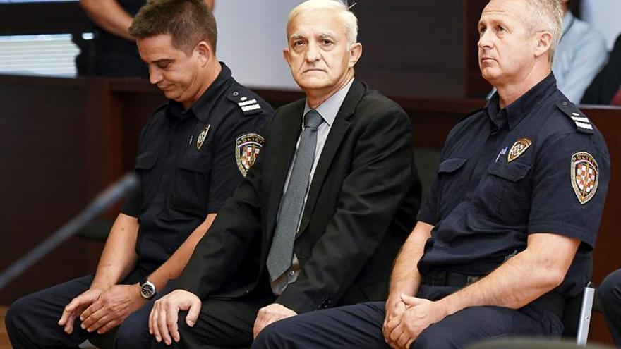 El exlíder paramilitar serbio Dragan Vasiljkovic es condenado en Croacia a 15 años