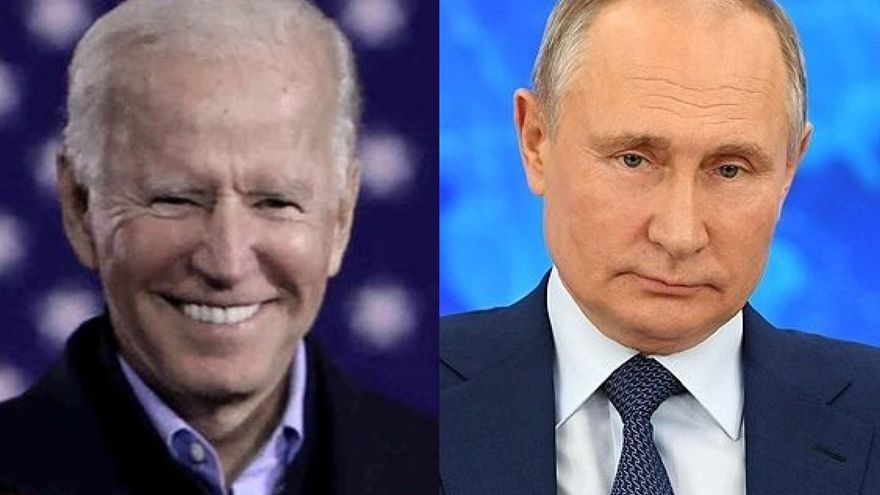 """Biden y Putin, de """"killler"""" a """"killer"""""""