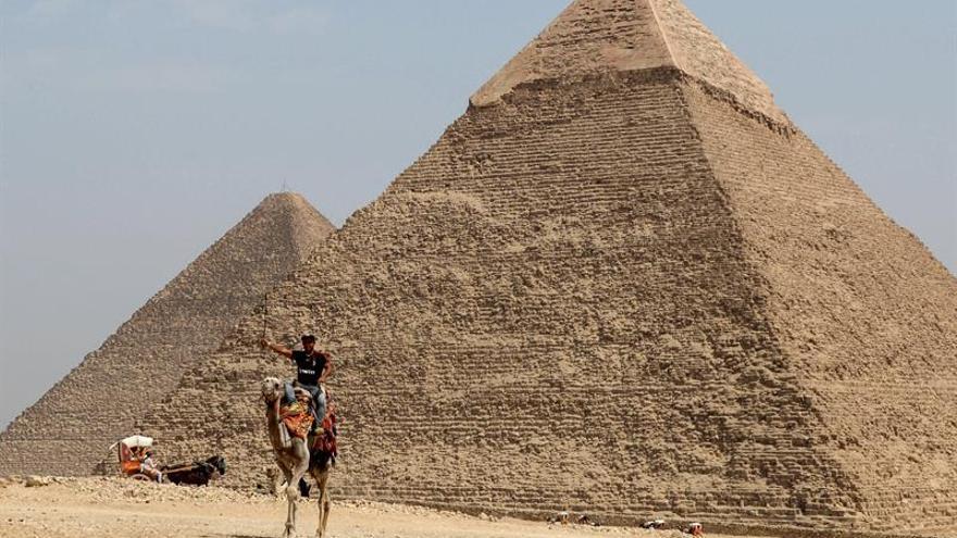 Egipto acusa a Scanpyramids de precipitarse y usar términos propagandísticos