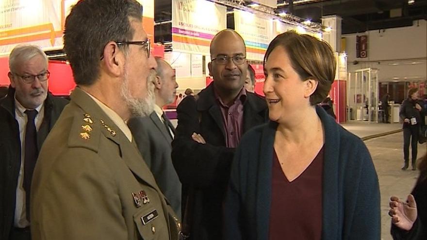 """Defensa pide a Ada Colau """"respeto"""" al Ejército porque es una opción académica y profesional como otra cualquiera"""