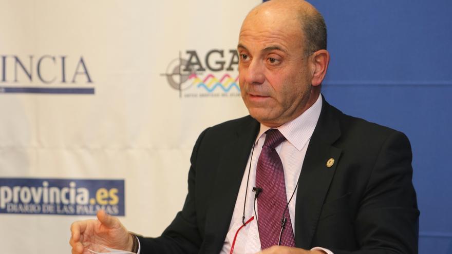 Alberto Montoya, candidato a rector de la Universidad de Las Palmas de Gran Canaria