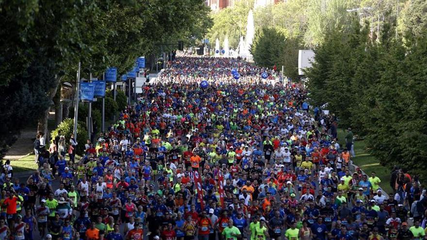 Kitur gana el medio maratón con la mejor marca en suelo madrileño