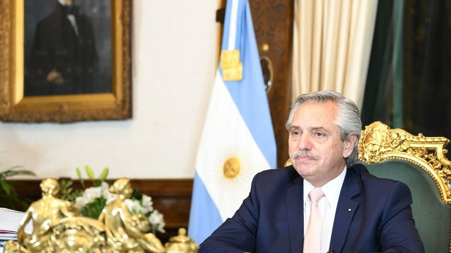 El Presidente le respondió a la gobernadora de Río Negro: