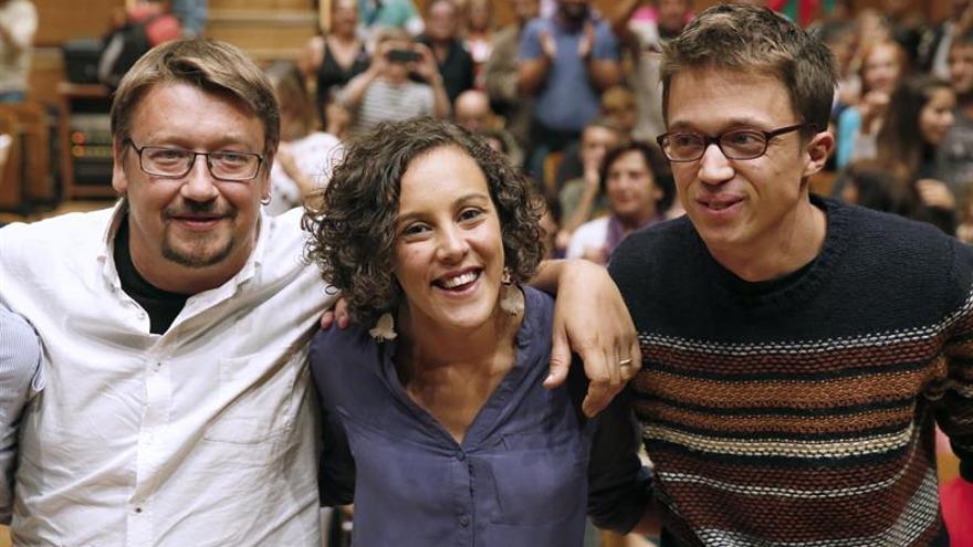 Errejón pide una alternativa para que nadie pase la vergüenza de apoyar al PP