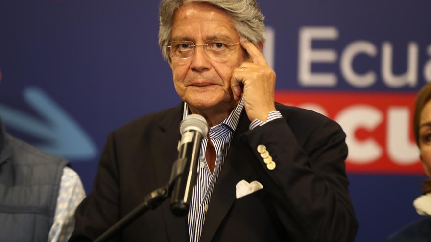 Un pletórico Lasso entra en Quito con una batería de reformas