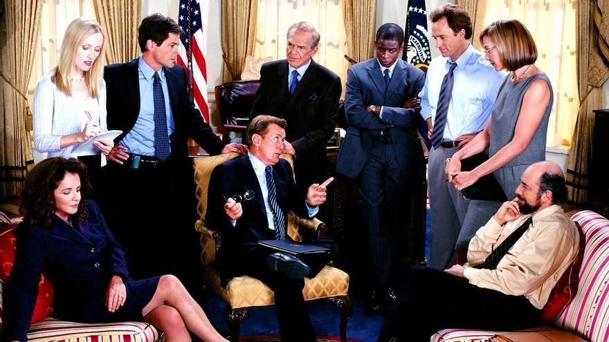 Aaron Sorkin imagina un posible reboot de El ala oeste de la Casa Blanca