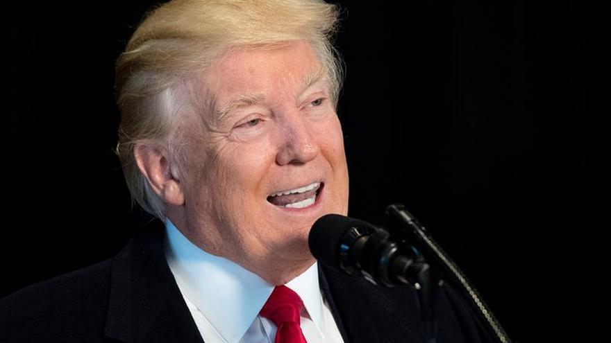 Trump rompe con la tradición y no irá a la cena de periodistas de la Casa Blanca