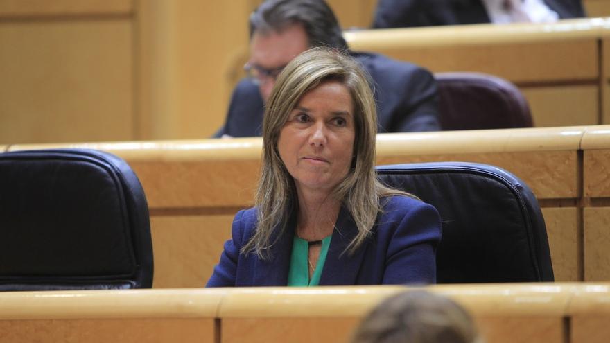 Ana Mato, ministra de Sanidad en el momento en el que se aprobó el real decreto de sanidad 16/2012.