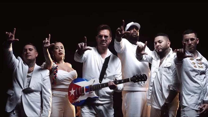 Willy Chirino estrena tema para avivar la llama del 11-J en Cuba