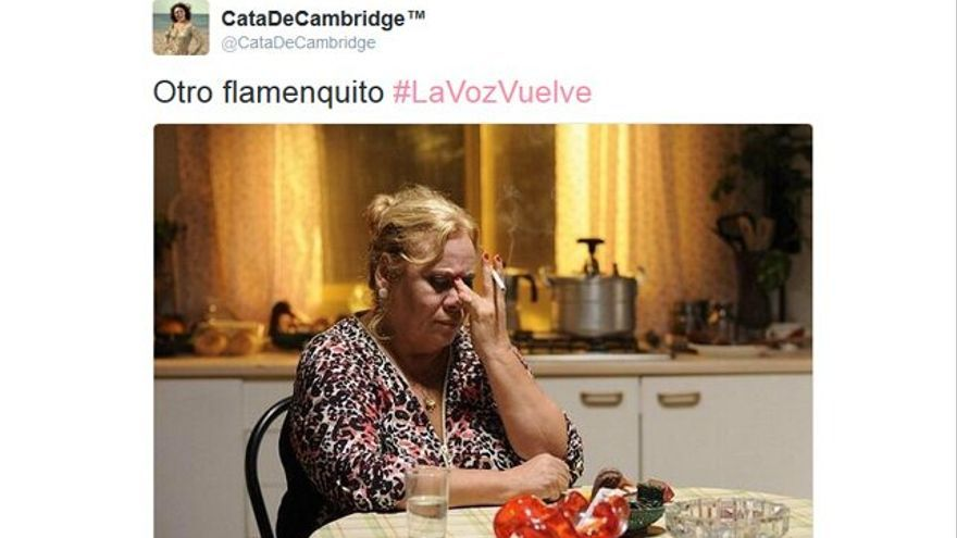 Lluvia de memes con 'La Voz 4' y rebelión por el 'exceso de flamenquitos'