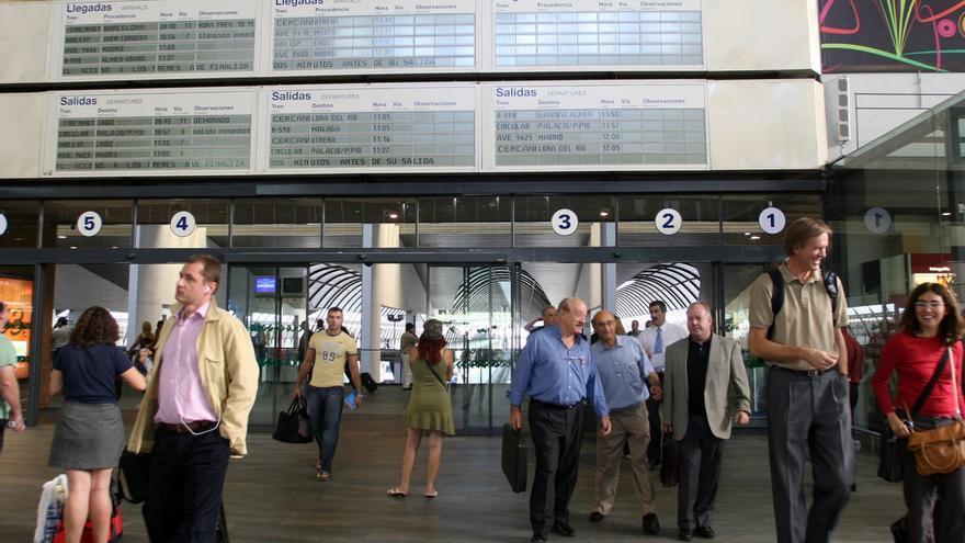 ADIF adjudica obras de mejora de infraestructura y vía en la estación de Santa Justa, por 208.019,5 euros